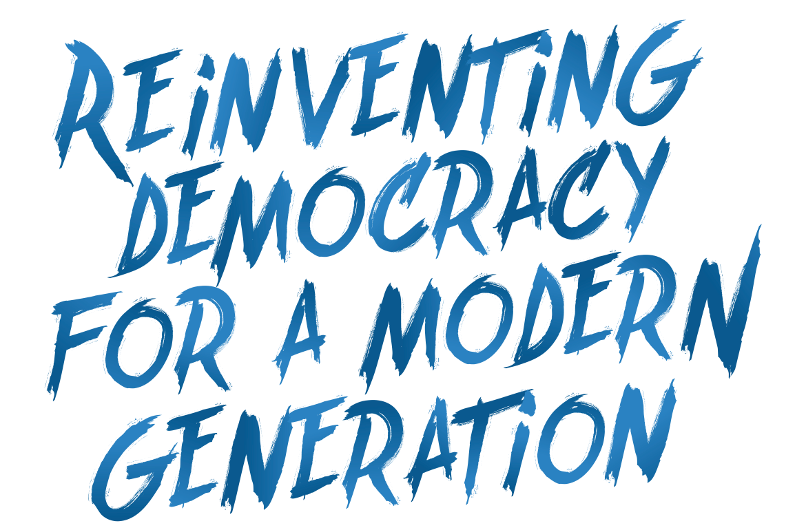 Youth 2020 - Reinventing democracy for a modern generation