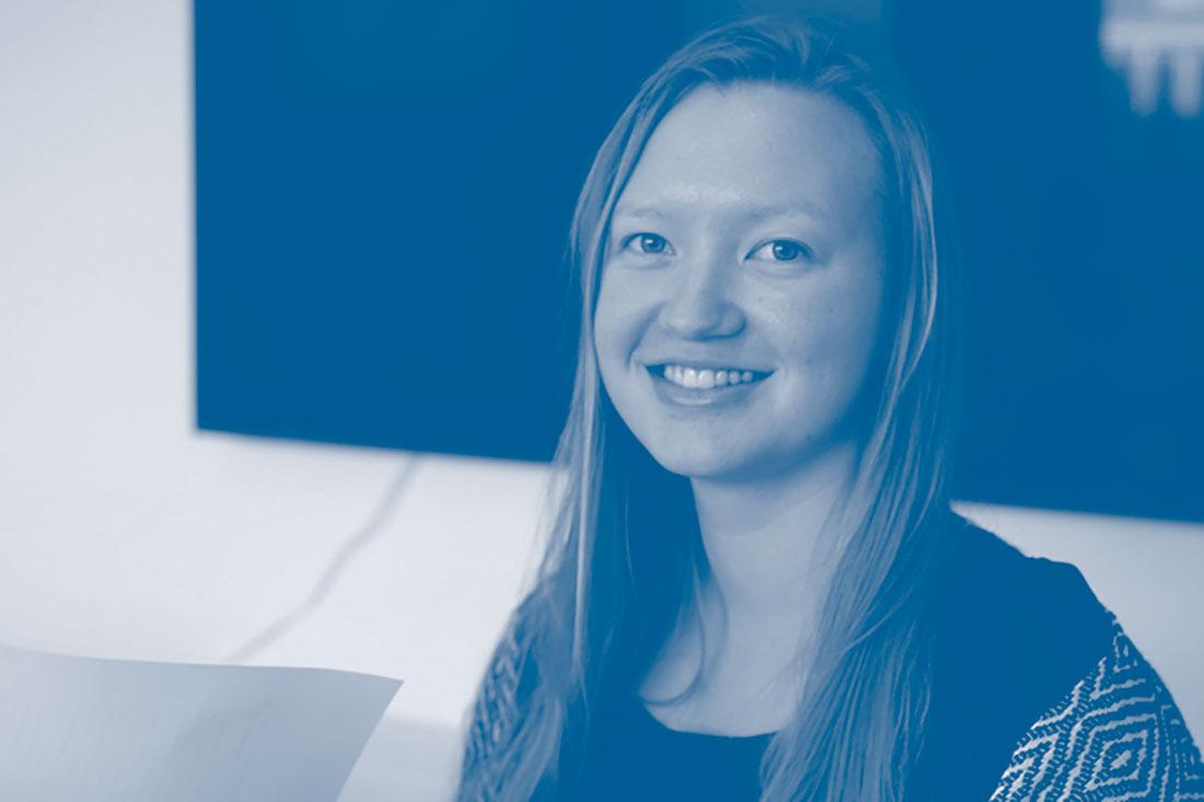 Astrid Johnsson, Fältgruppen City, Social resursförvaltning