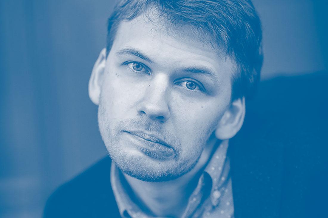 Björn Häll Kellerman, Förbundet Unga Rörelsehindrade, Foto: Linnea Bengtsson